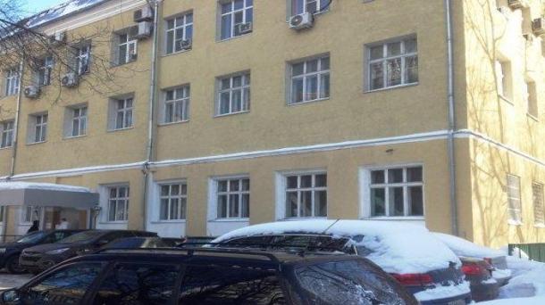 Офис 548.1м2, Менделеевская