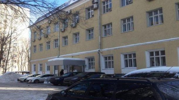 Офис 587.6м2, Менделеевская