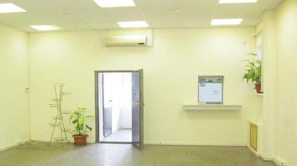 Офис 44.8 м2 у метро Тульская