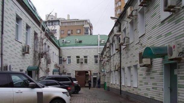 Офис 40.6м2, Киевская