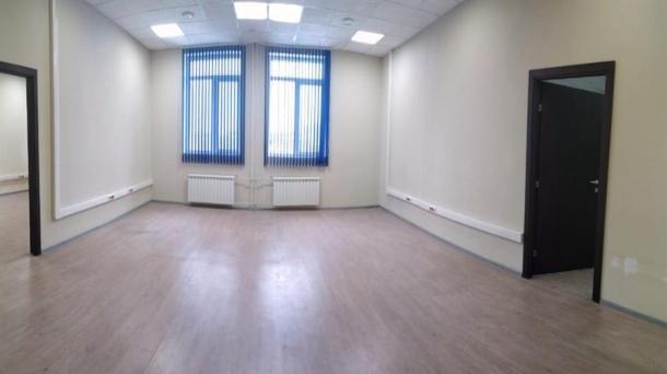 Аренда офисного помещения 114.4м2, метро Кожуховская, 80080руб.