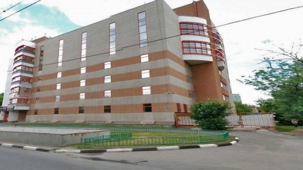 Офис 128.8 м2 у метро Братиславская