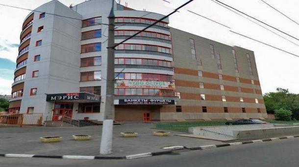 Офис 145.8 м2 у метро Братиславская