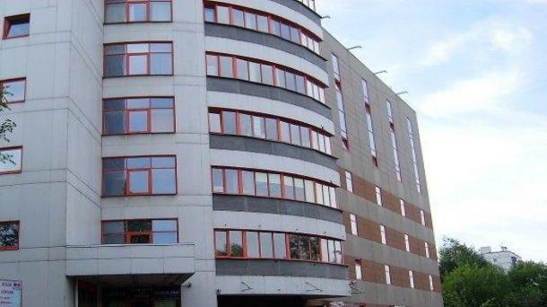 Офис 128.15 м2 у метро Братиславская