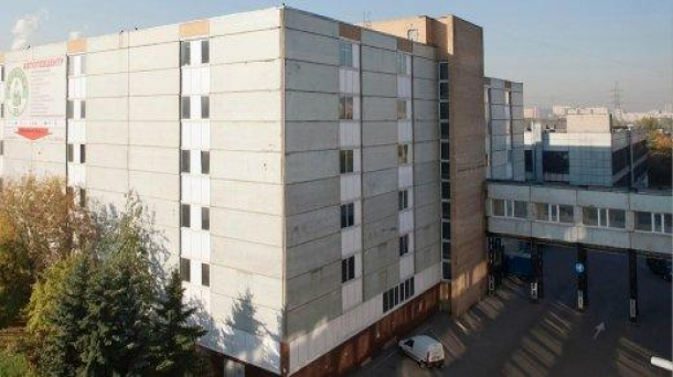 Офис 375м2, Улица академика Янгеля