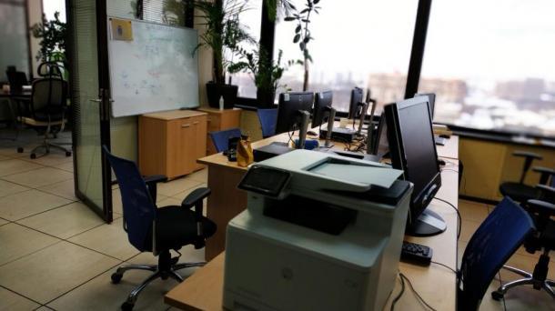 Офис 95.7м2, Проспект Вернадского