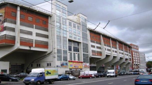 Офис 95 м2 у метро Электрозаводская