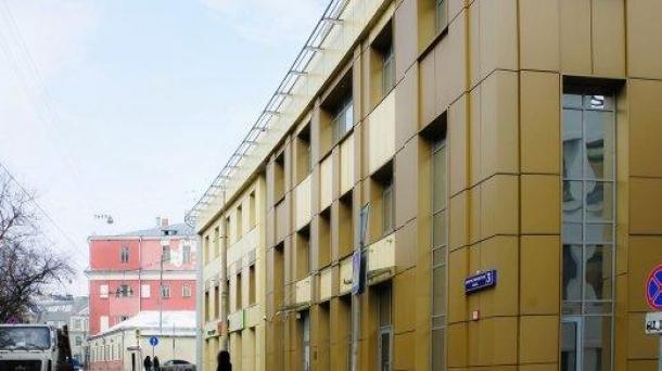 Офис 115 м2 у метро Бауманская