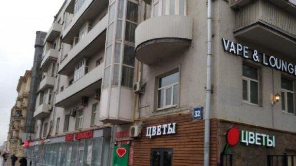 Офис 35м2, Чкаловская