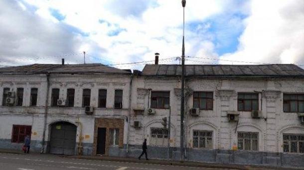 Офис 50 м2 у метро Бауманская