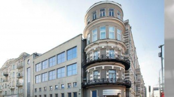 Офис 618 м2 у метро Чеховская