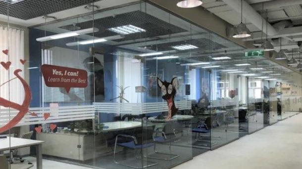 Офис 378.5м2, Смоленская