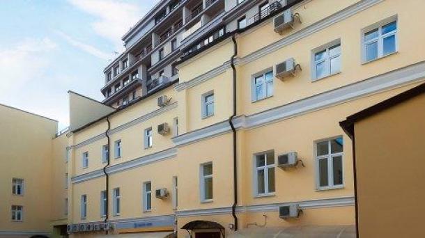 Офис 53.13м2, Чеховская