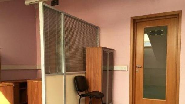Офис 22.5м2, Рижская