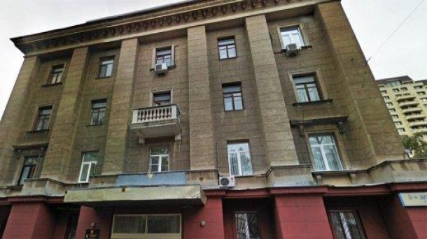 Офис 20 м2 у метро Ленинский проспект