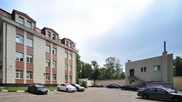 Офис 1274.1м2, Тушинская
