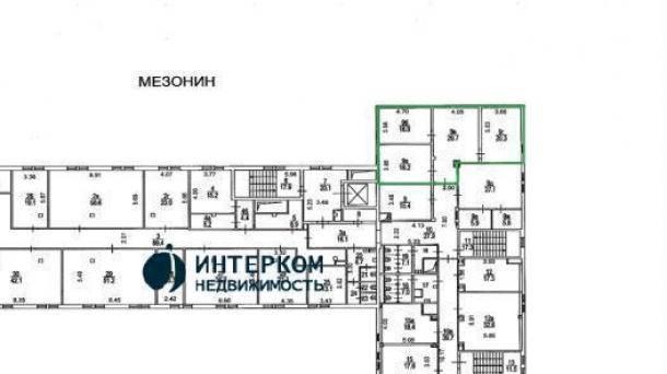 Офис 81.8м2, Савеловская