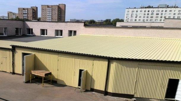 Офис 22.2 м2 у метро Коломенская