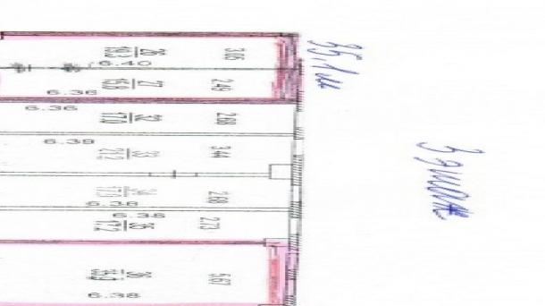Офис 35.1м2, Пражская