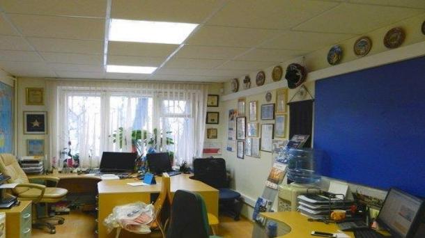 Офис 16.5 м2 у метро Кожуховская