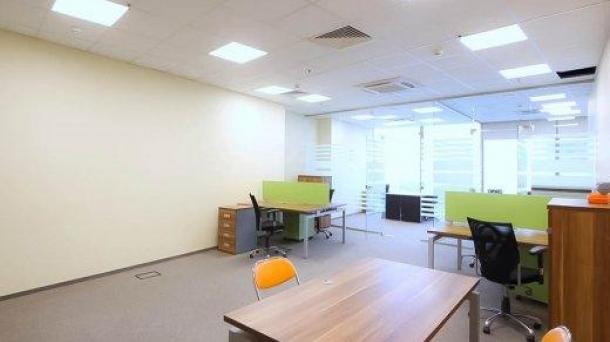 Офис в Москва-Сити 2273 м2, метро Международная