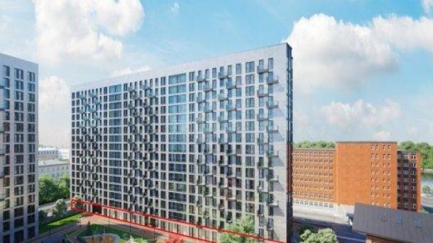 Продам торговую площадь 71.6м2,  ЮАО, 15036000 руб.
