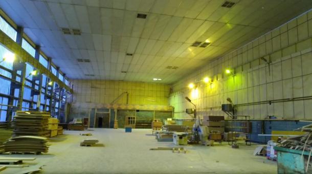 Помещение под производство 12500м2, метро Аннино