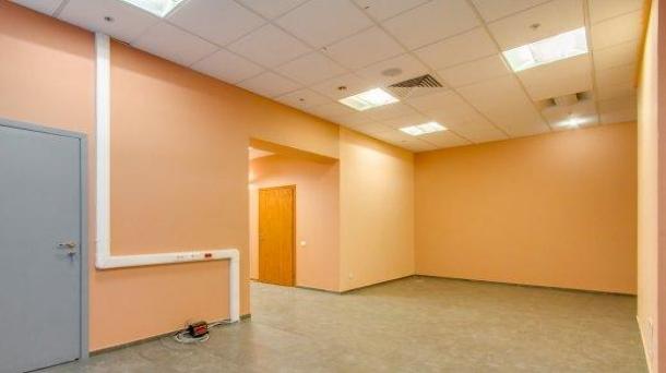 Офис 589.6м2, Калужская