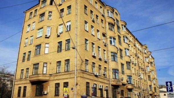 Офис 31 м2 у метро Бауманская