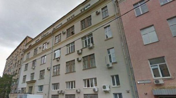 Офис 56.4 м2 у метро Третьяковская