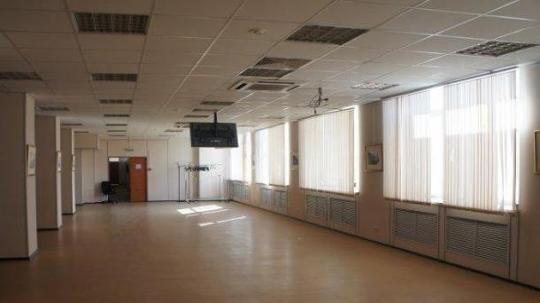 Офис 364.1 м2 у метро Авиамоторная