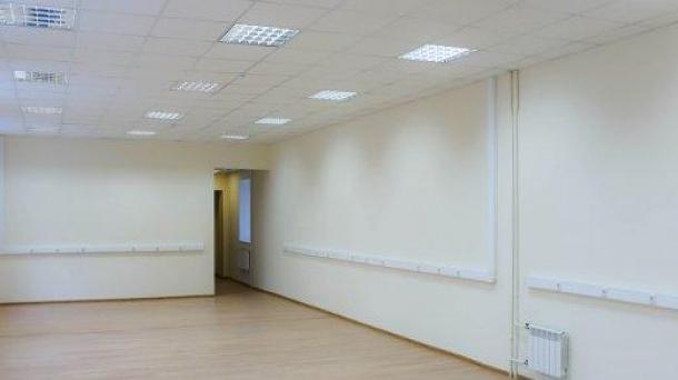 Офис 128.6 м2 у метро Менделеевская