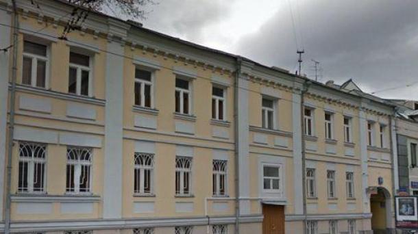 Офис 109м2, Добрынинская