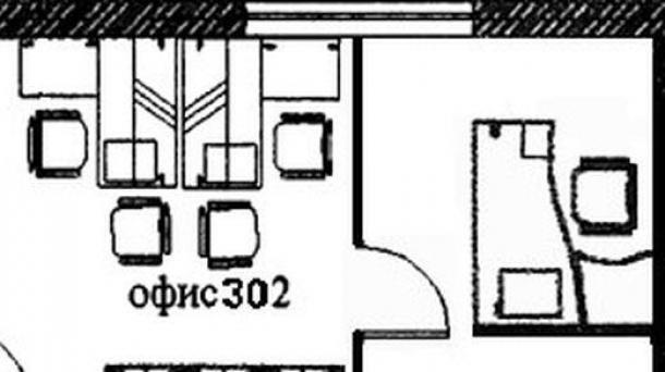 Офис 40м2, Площадь Революции