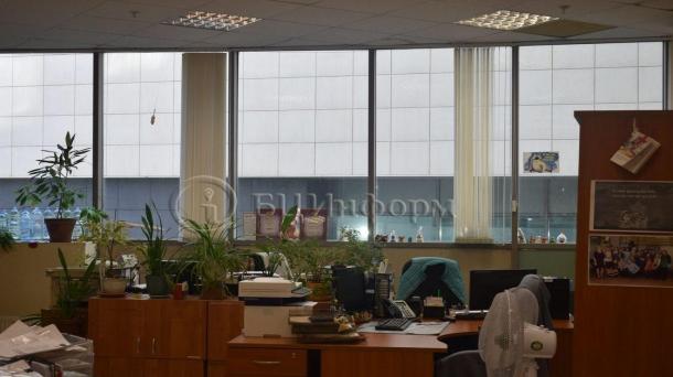 Офис 445м2, Авиамоторная