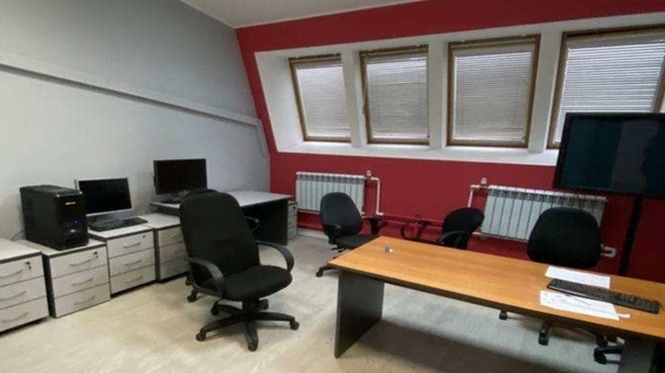 Офис 38.8м2, Белорусская