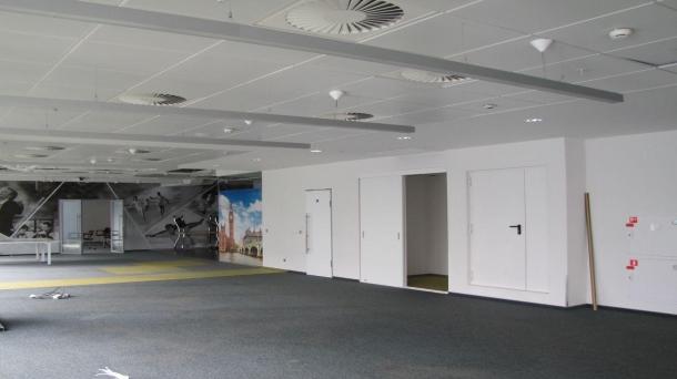 Офис 30м2, Деловой центр