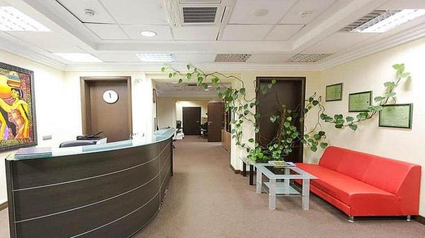 Офис 272.7м2, Красносельская