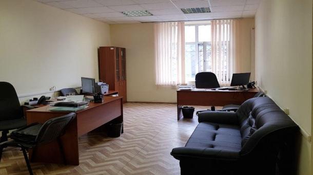 Офис 39.5м2, Сокол