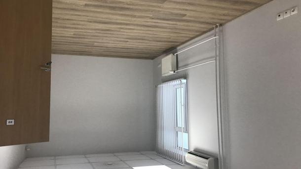 Офис 118.6м2, Чеховская