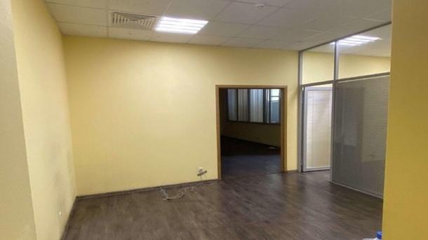 Офис 121.1м2, Белорусская