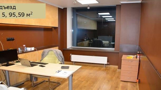Офис 95.59м2, Международная
