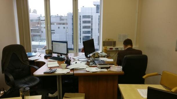 Офис 215.3м2, Киевская