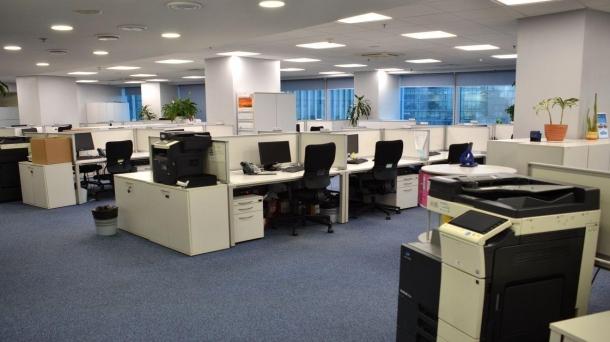Офис 1583.34м2, Международная