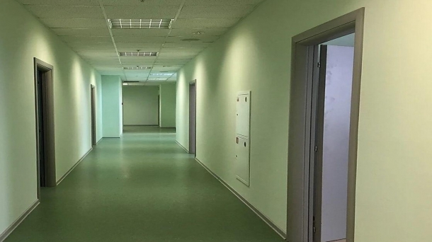 Офис 539.1м2, Калужская