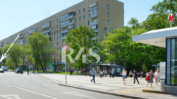 Торговая площадь (21.7 м²)