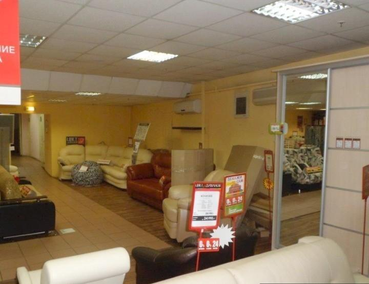 Rental of retail space in Italy
